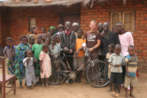 Jeff Grant Charity Work Africa Face-to-Face Project