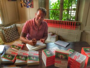Jeff Grant Author Book Signing Zurich