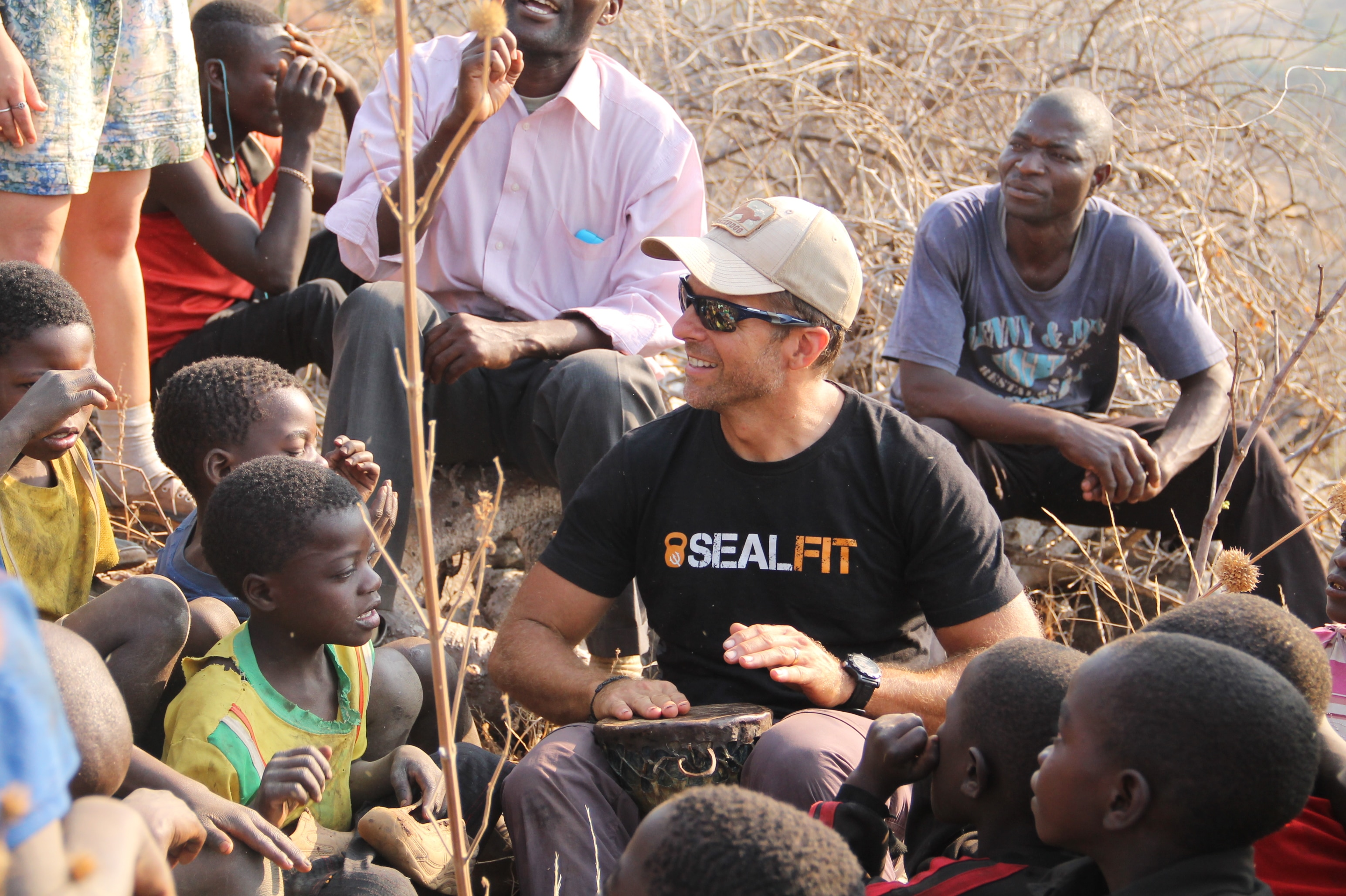 Jeff Grant Charity Work Malawi Face-to-Face Project